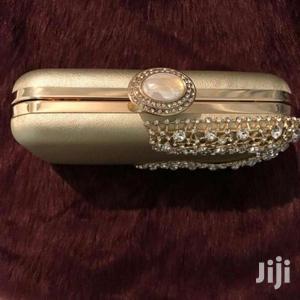 Gold Wedding Clutch