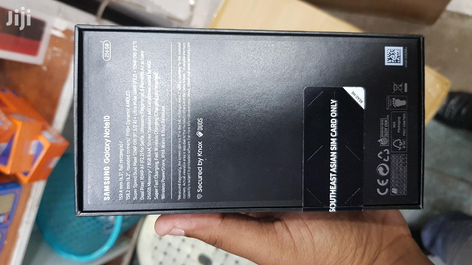 New Samsung Galaxy S9 Plus 64 GB Blue | Mobile Phones for sale in Nairobi Central, Nairobi, Kenya