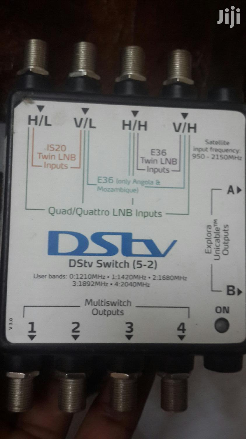 Archive: Dstv Multiswitch For Extra View And Explora