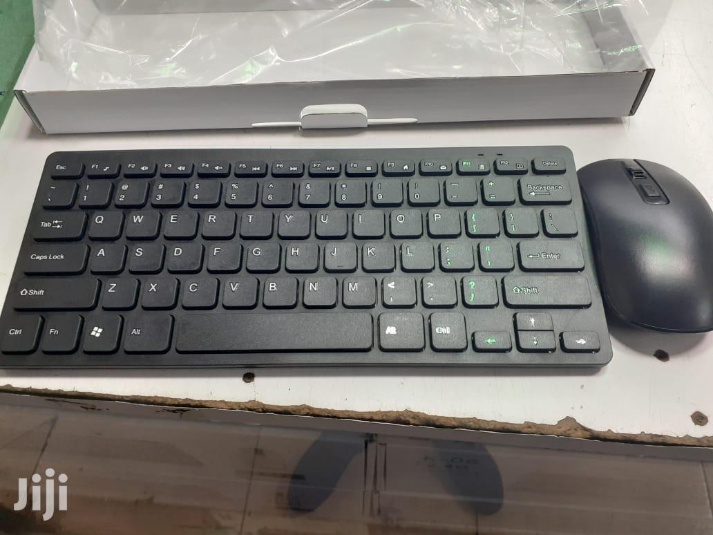Combo Mini Wireless Keyboard and Mouse | Computer Accessories  for sale in Nairobi Central, Nairobi, Kenya