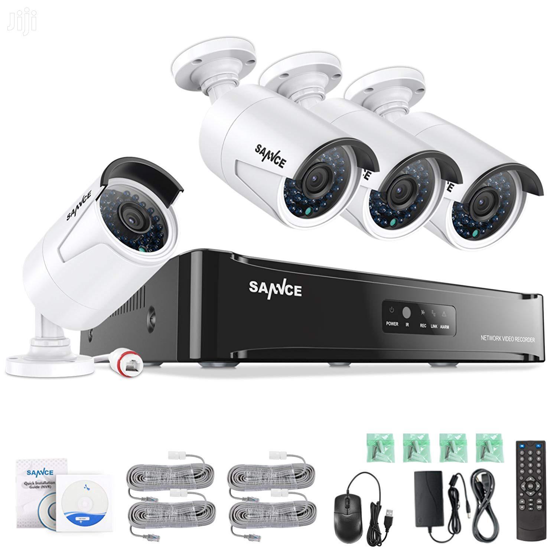 Archive: CCTV Surveillance Installation