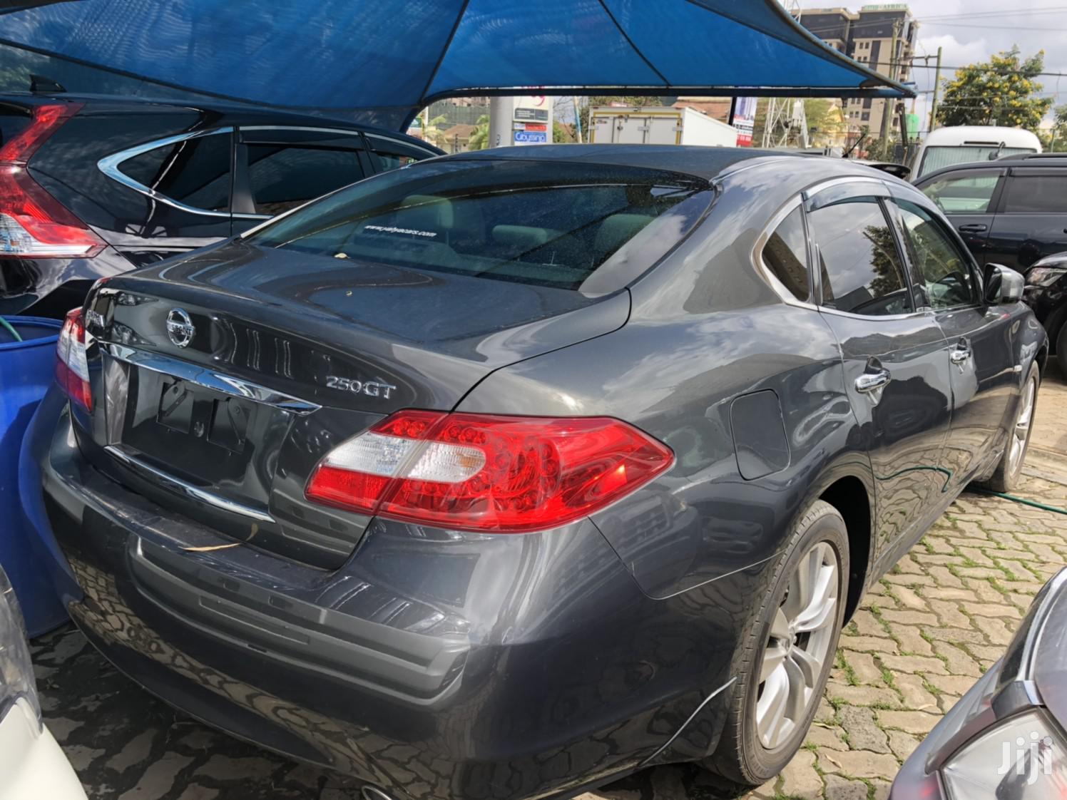 Nissan Fuga 2012 Gray | Cars for sale in Kilimani, Nairobi, Kenya