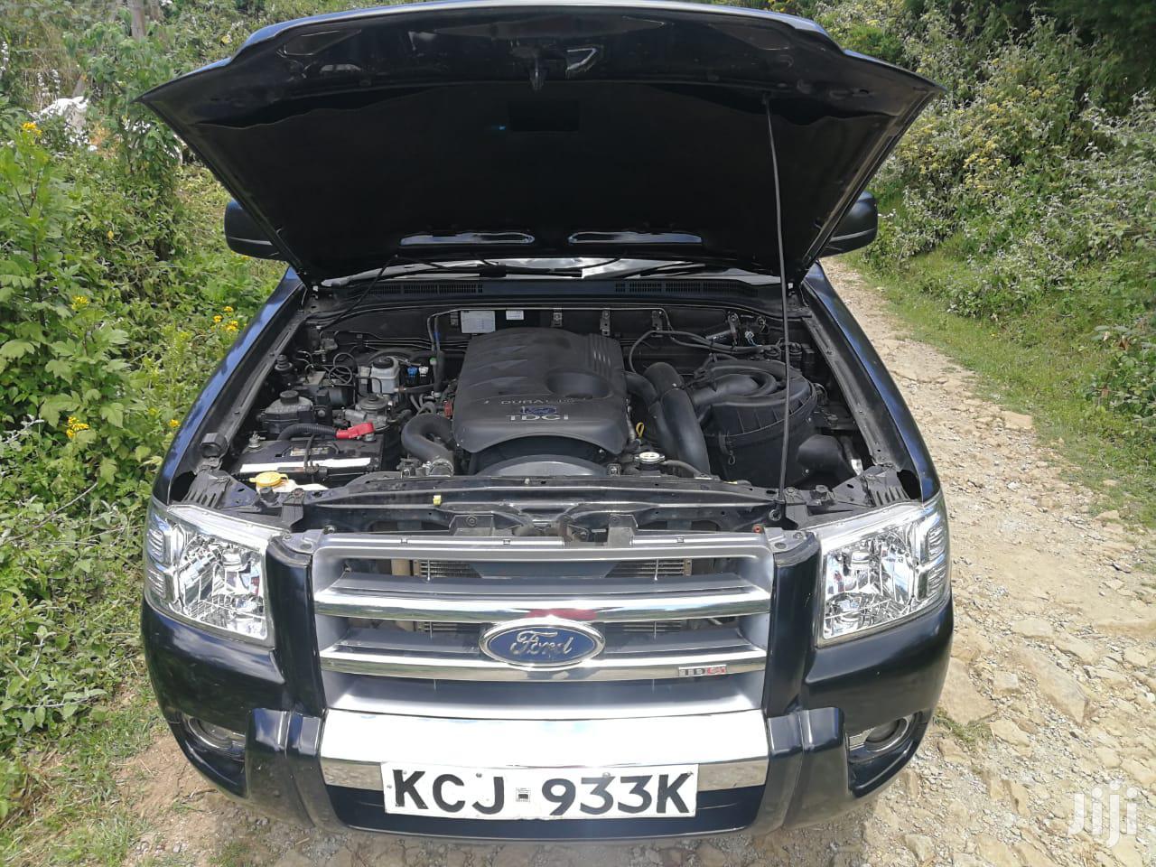 Archive: Ford Ranger 2010 Black