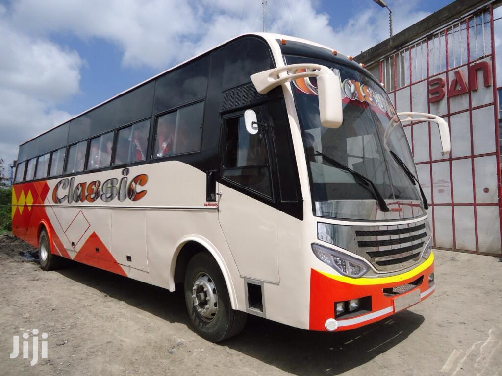 62 Seater Daewoo Novus Bus Brand New