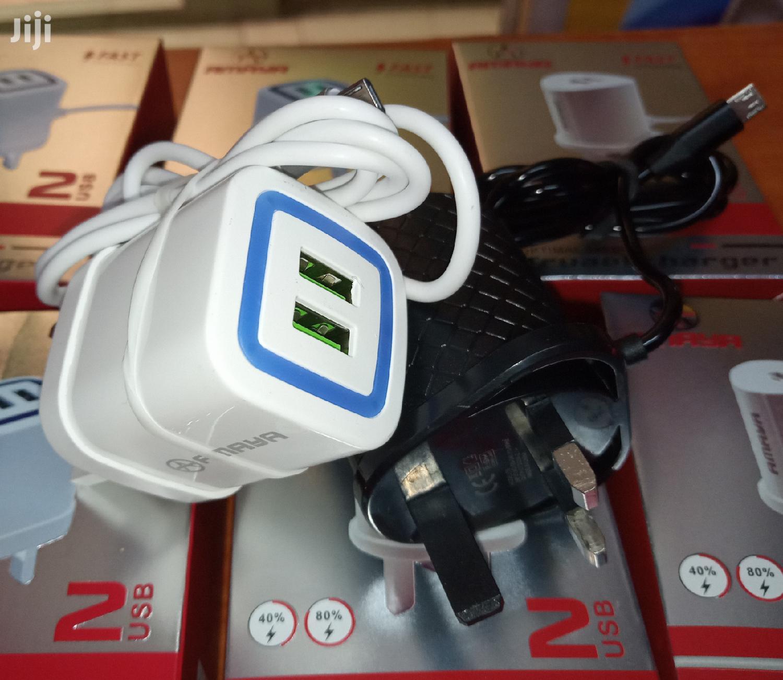 Amaya Chargers | Accessories for Mobile Phones & Tablets for sale in Nakuru East, Nakuru, Kenya