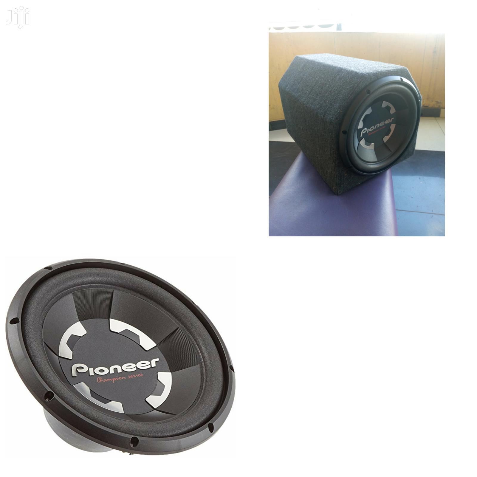 Pioneer TS-W300S4 1400 Watts 400 Watts Rms Woofer New In Shop Deep Bas