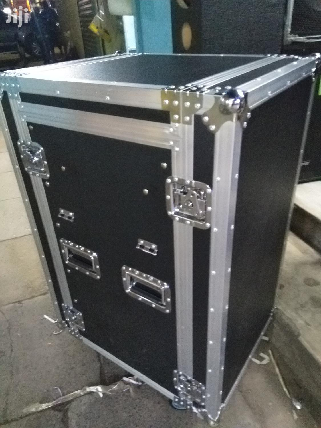 Flight Case / Rack Case For Mixer And Amplifier | Accessories & Supplies for Electronics for sale in Nairobi Central, Nairobi, Kenya