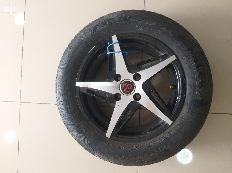 175/70R14 Rim & Tyres | Vehicle Parts & Accessories for sale in Mugumo-Ini (Langata), Nairobi, Kenya