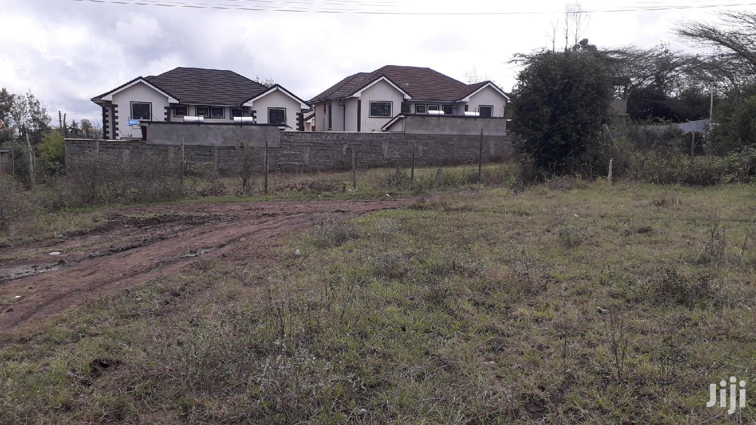 ⅛ (2) Plots on Sale in Ngong Col. Ngere Rd
