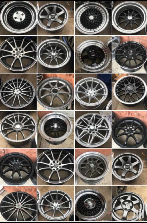 Alloy Sport Rims &Tyres