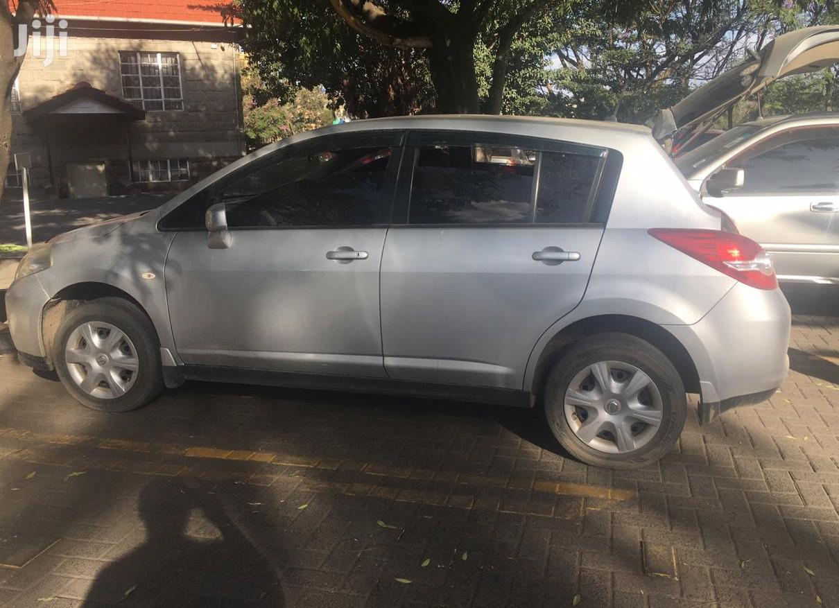 Nissan Tiida 2012 1.6 Hatchback Silver | Cars for sale in Bahati, Nakuru, Kenya