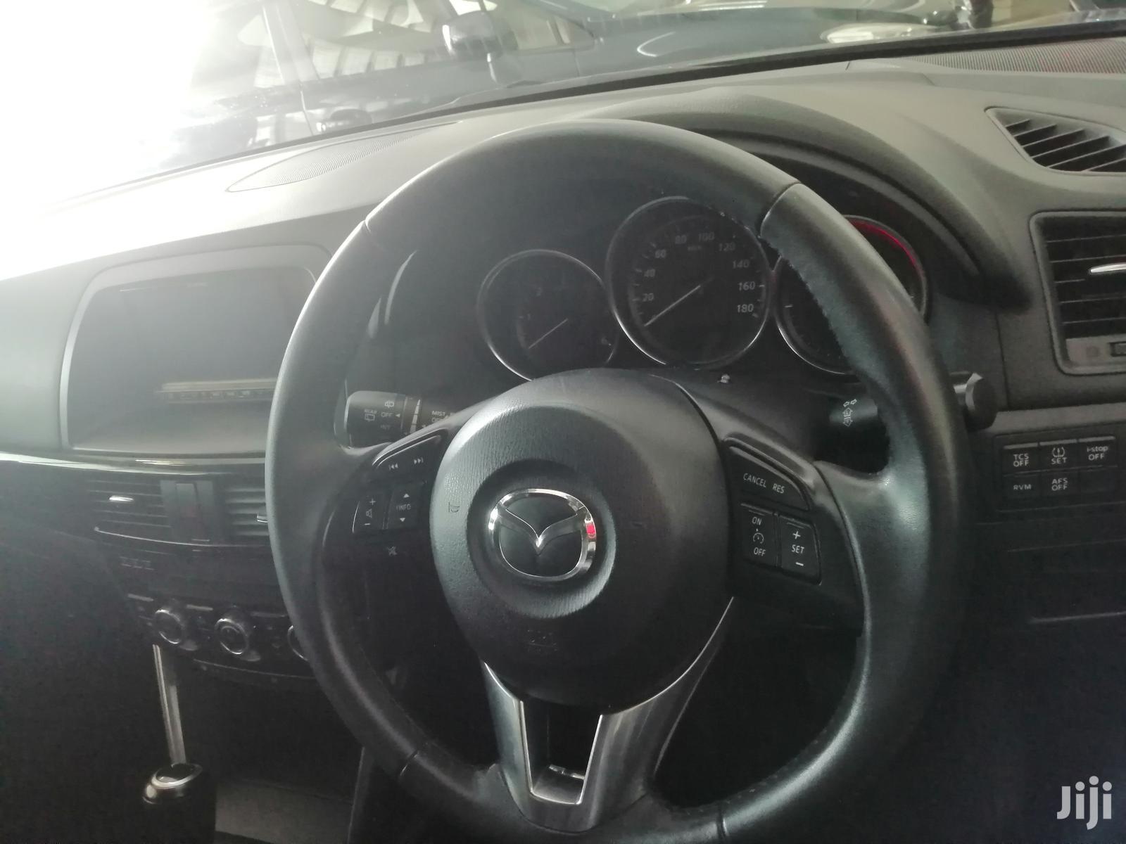 Archive: New Mazda CX-5 2012 Black