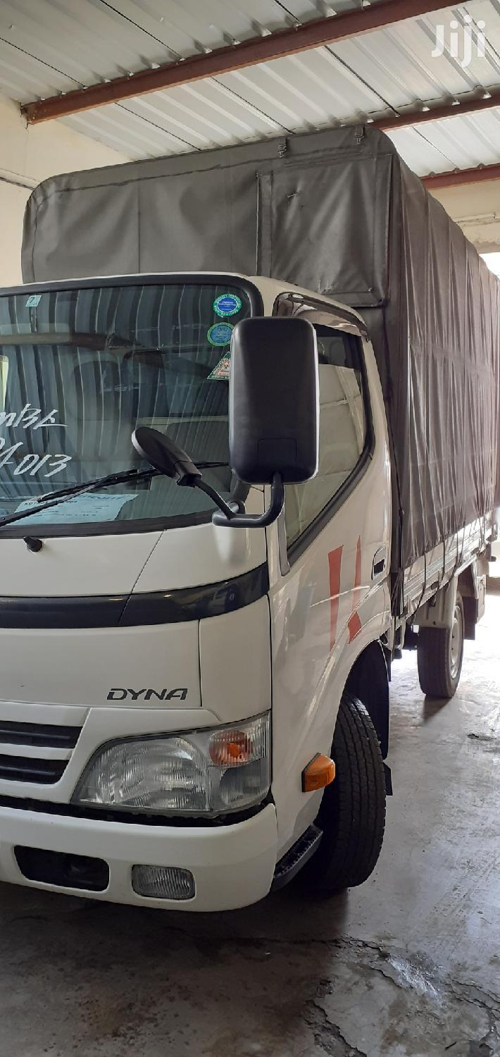 Toyota Dyna 2012 White | Trucks & Trailers for sale in Shimanzi/Ganjoni, Mombasa, Kenya