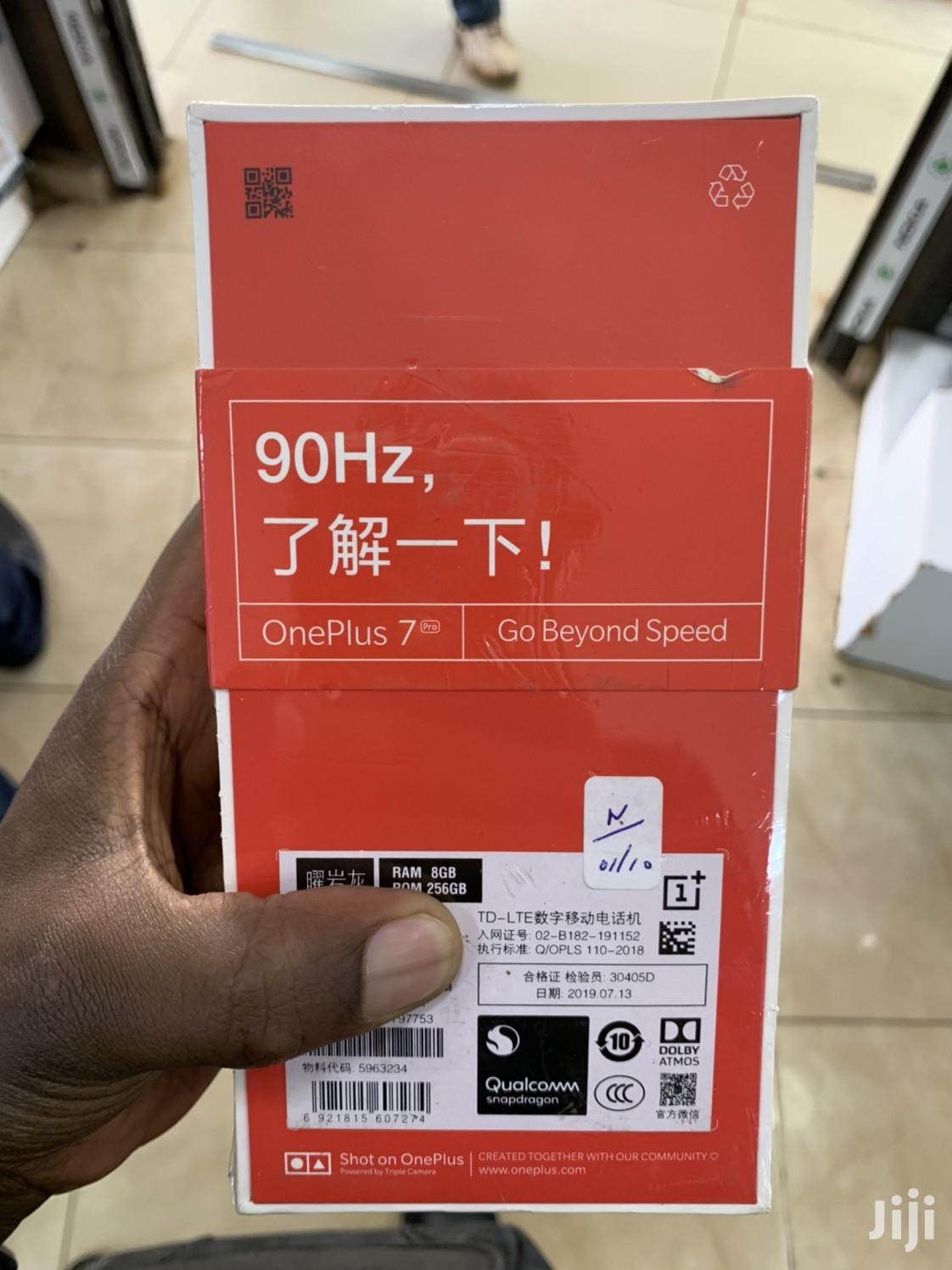 New OnePlus 7 Pro 256 GB Black | Mobile Phones for sale in Nairobi Central, Nairobi, Kenya