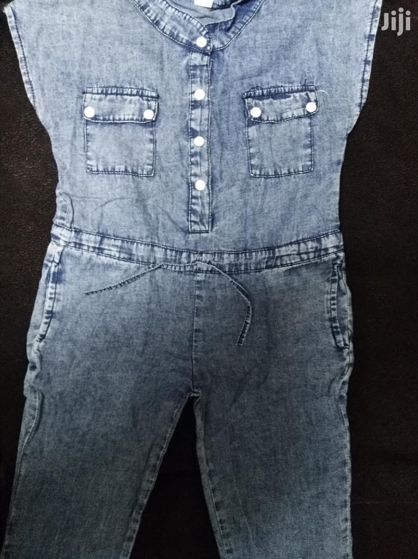 Archive: Denim Baby Girls Cloth