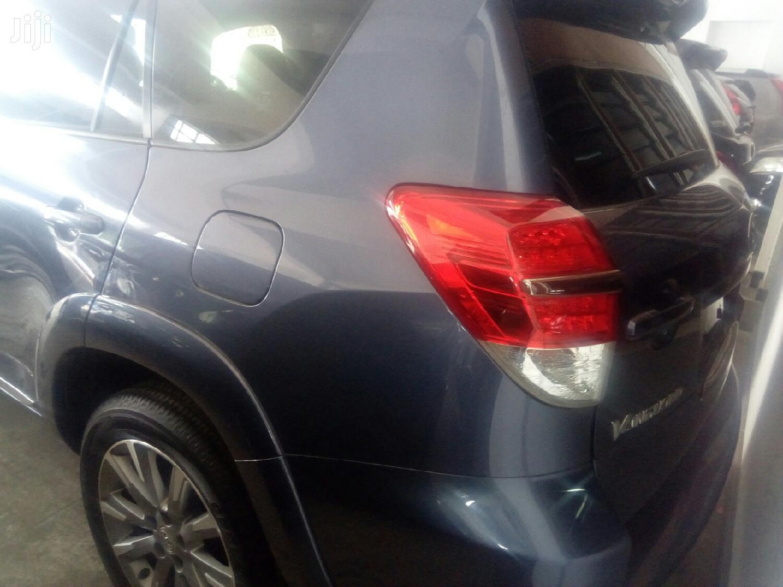 Archive: Toyota Vanguard 2012 Blue