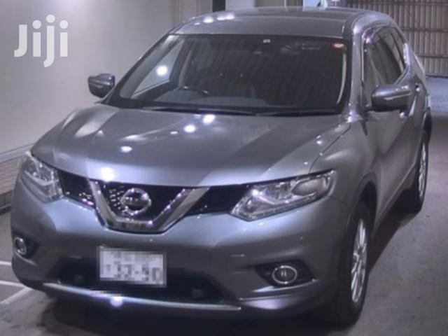 Archive: Nissan X-Trail 2014 Blue
