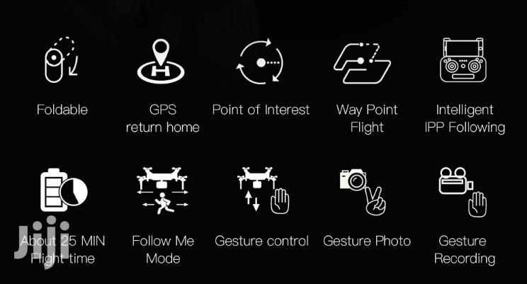 Archive: SG906 4K Drone Quadcopter (Beast)