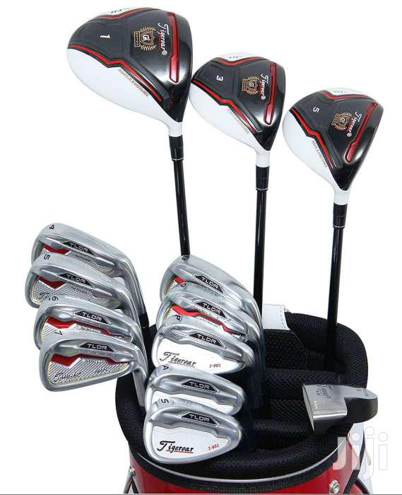 Tigeroar Adult Golf Club Kit/Set Brand New