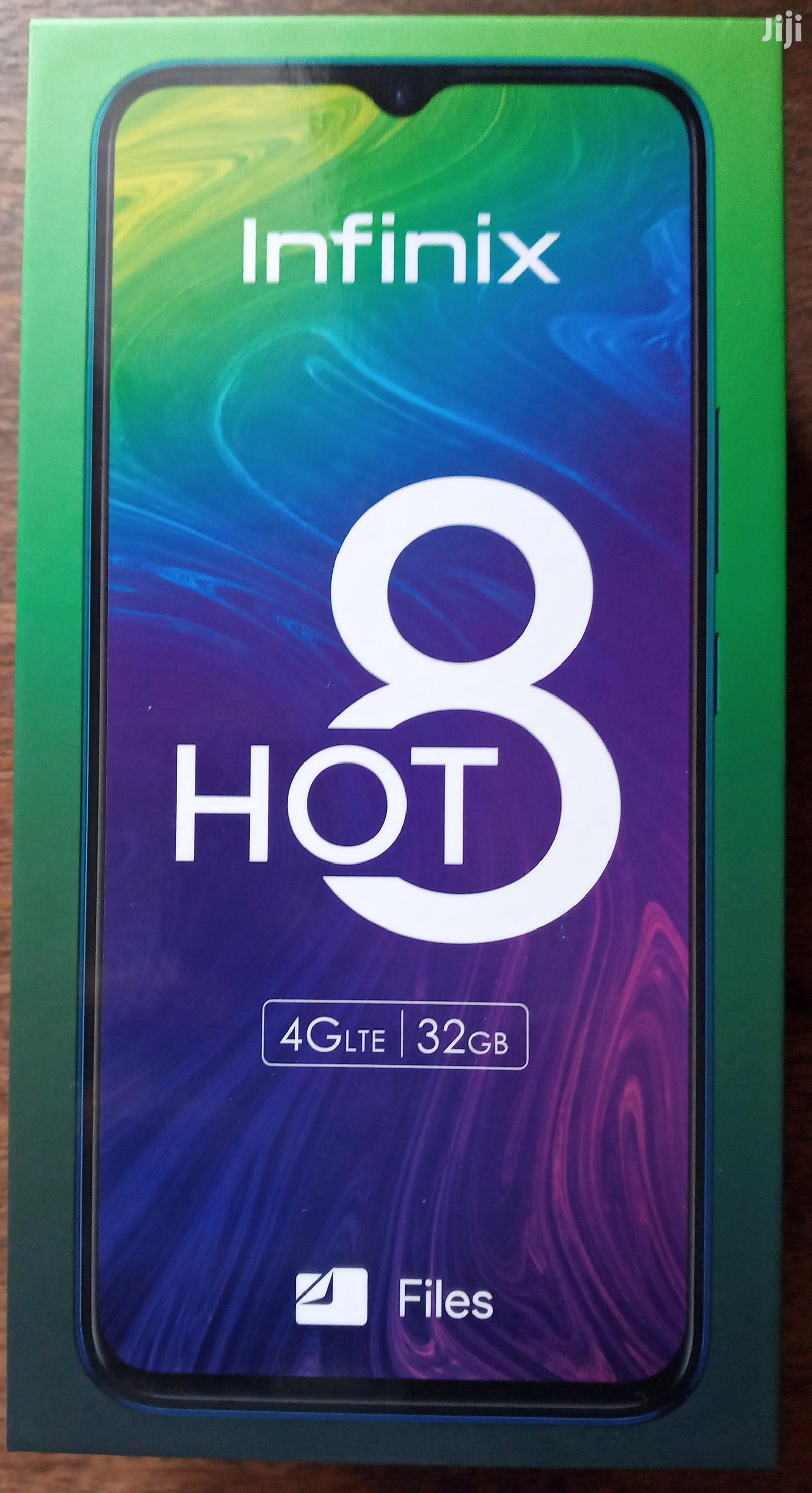 Archive: New Infinix Hot 8 32 GB