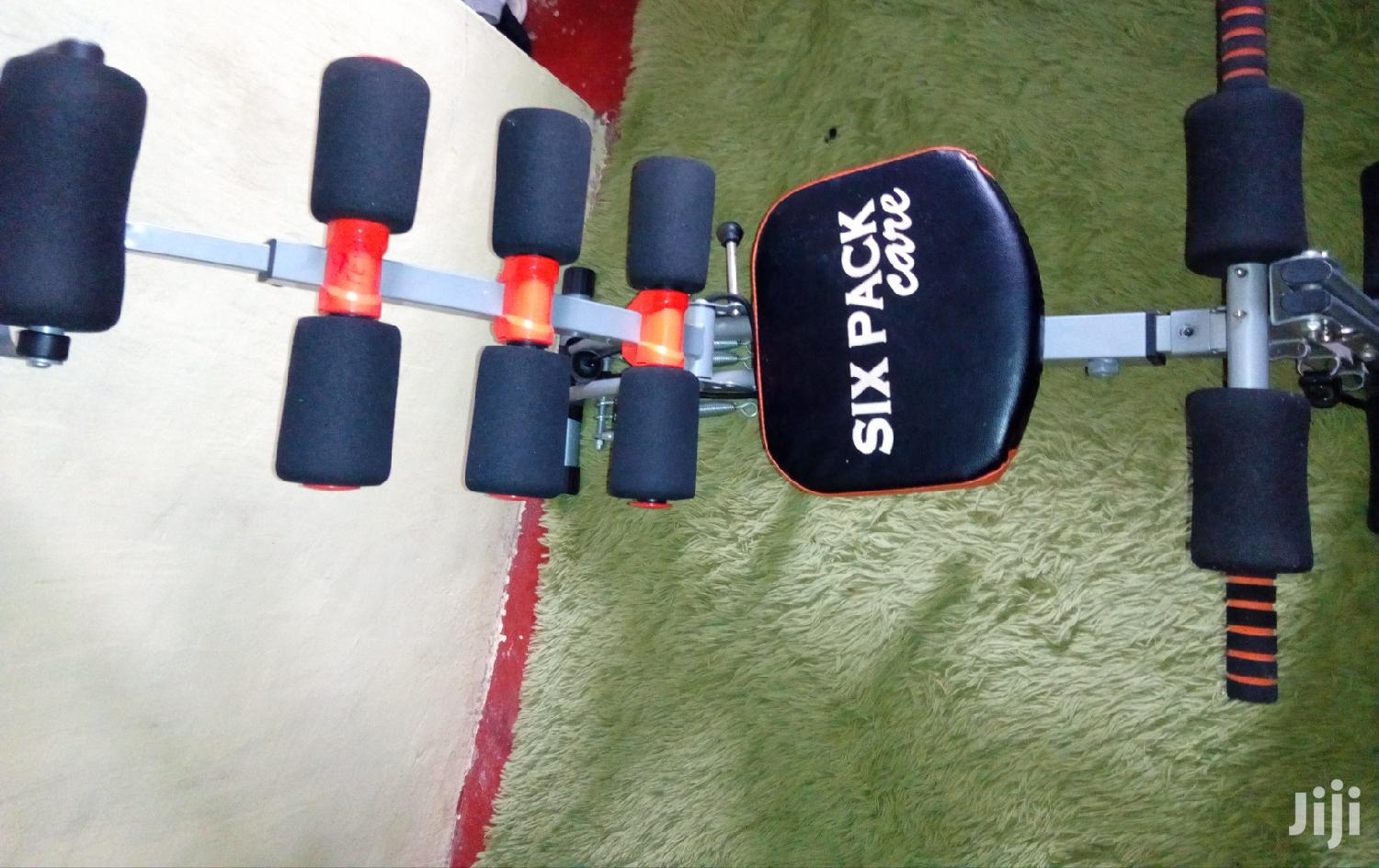 Archive: 6pack Exercise Machine.
