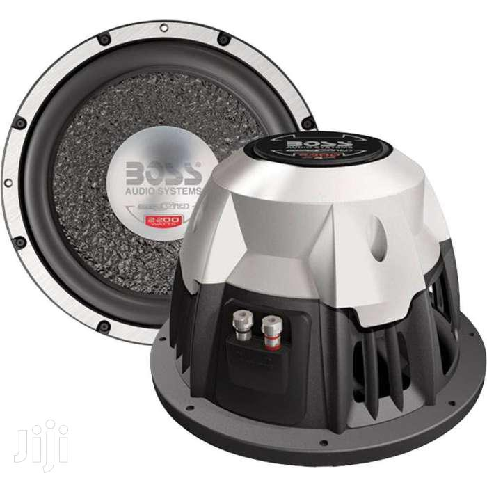 """Archive: Boss CW107DVC Chaos Wired 10 Subwoofer Dual 4ohm Voice Coils 2200watt"""""""