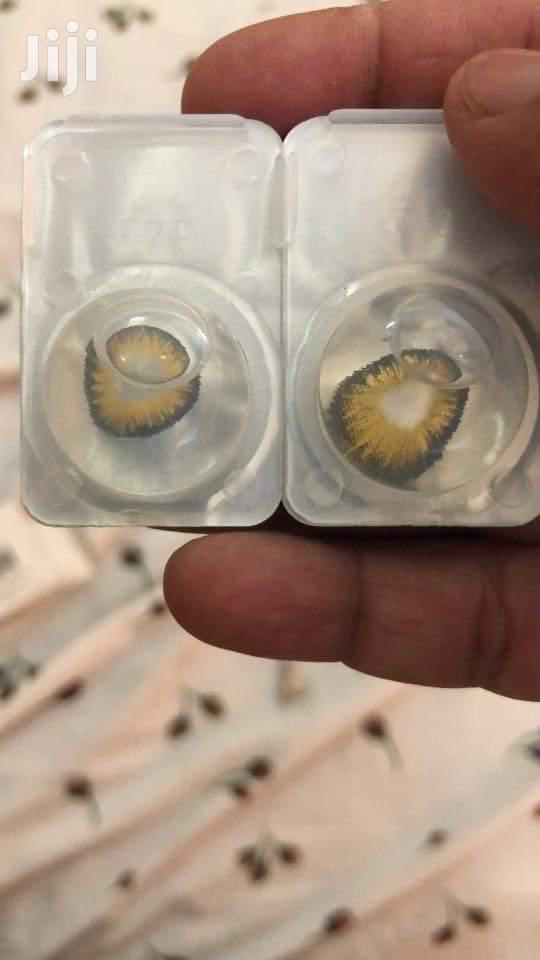Archive: Contact Lenses With Solution And Tin Full Package