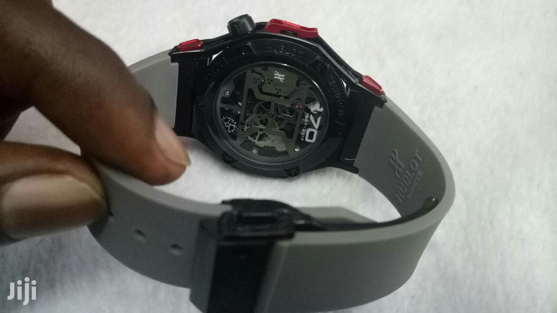 Mechanical Quality Hublot Watch