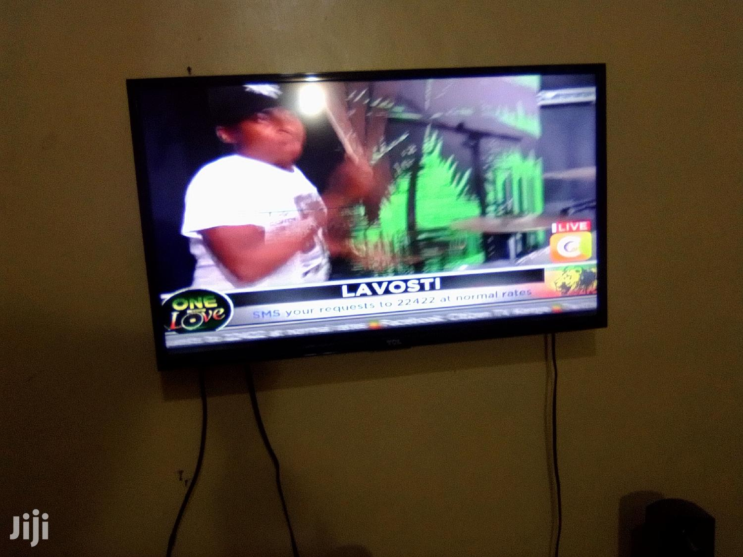 Archive: Digital TCL 32 Inches TV (SOLD)