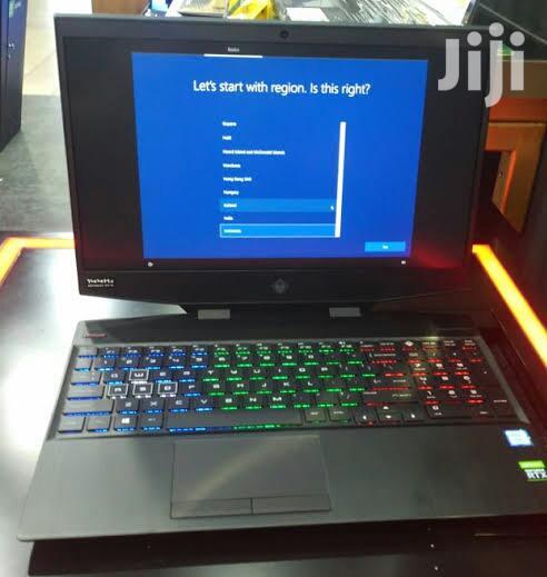 Archive: New Laptop HP Pavilion Power 15 8GB Intel Core i5 SSHD (Hybrid) 1T