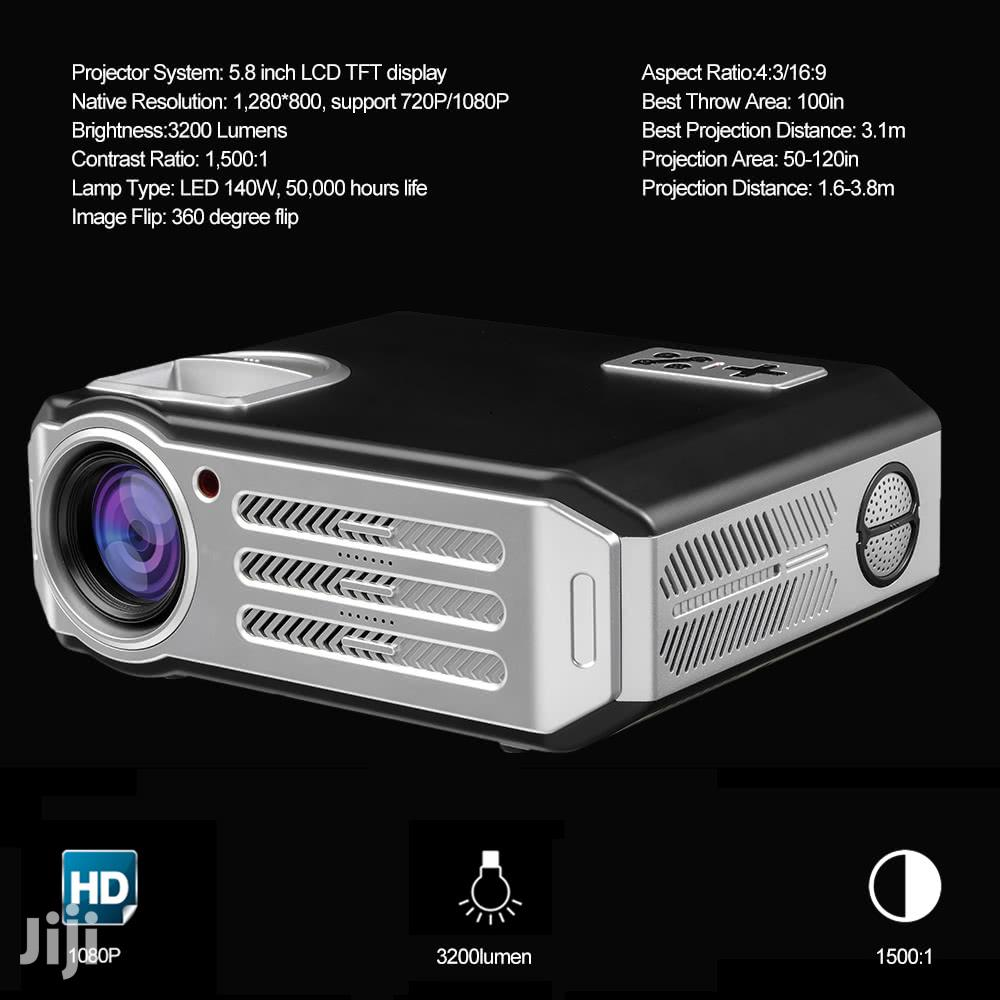 Archive: Home Cinema Rd817 Projector