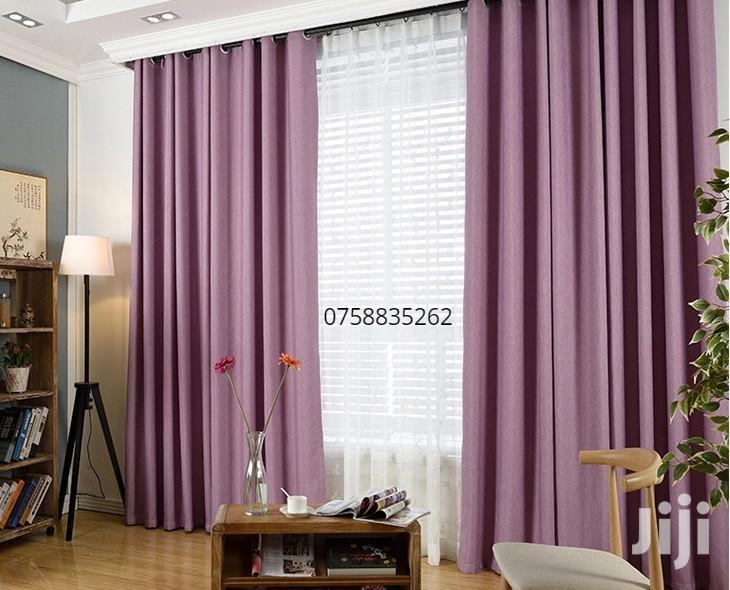 Elegant Curtains | Home Accessories for sale in Nairobi Central, Nairobi, Kenya
