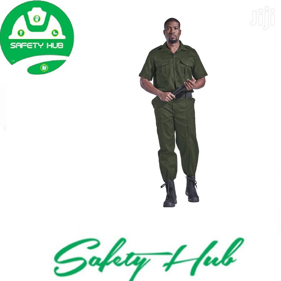 Security/Guard Uniforms
