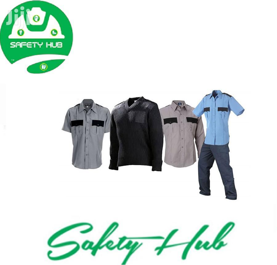 Security/Guard Uniforms | Clothing for sale in Nairobi Central, Nairobi, Kenya