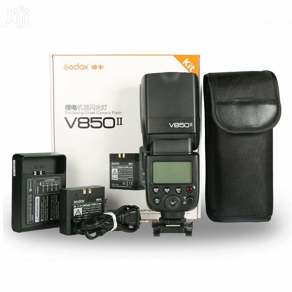 Godox VING V850II Li-Ion Flash Kit for Nikon | Accessories & Supplies for Electronics for sale in Nairobi Central, Nairobi, Kenya
