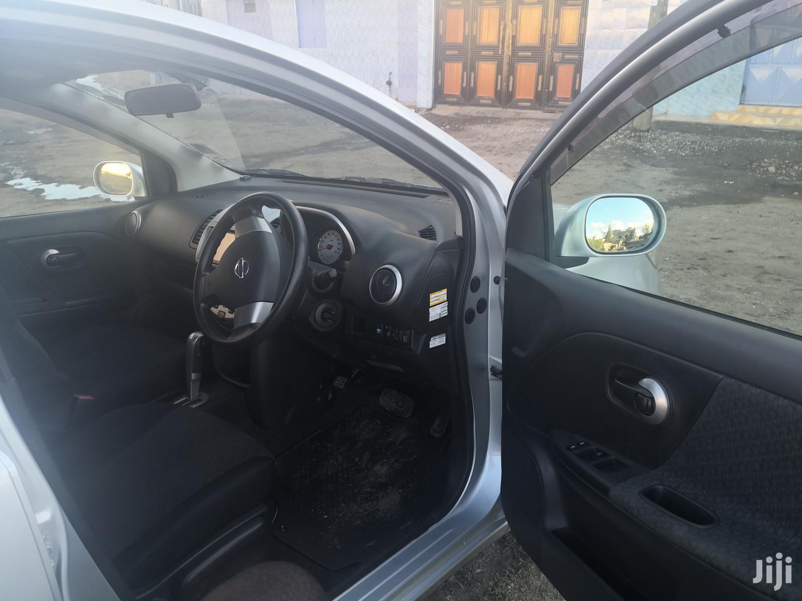 New Nissan Note 1.4 2012 Silver | Cars for sale in Embakasi, Nairobi, Kenya