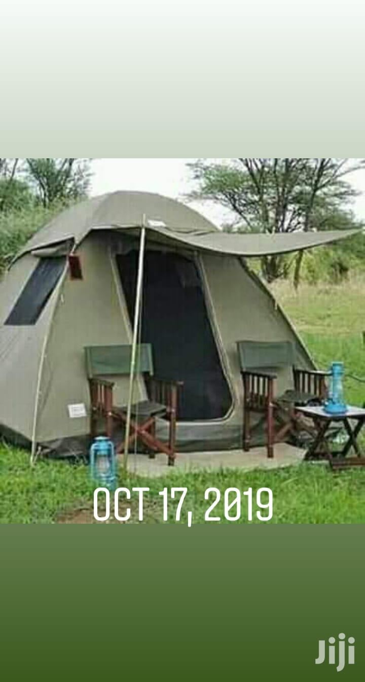 Bow Camping Tent