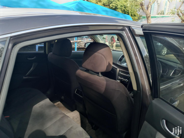 Archive: Nissan Teana 2012 Gray