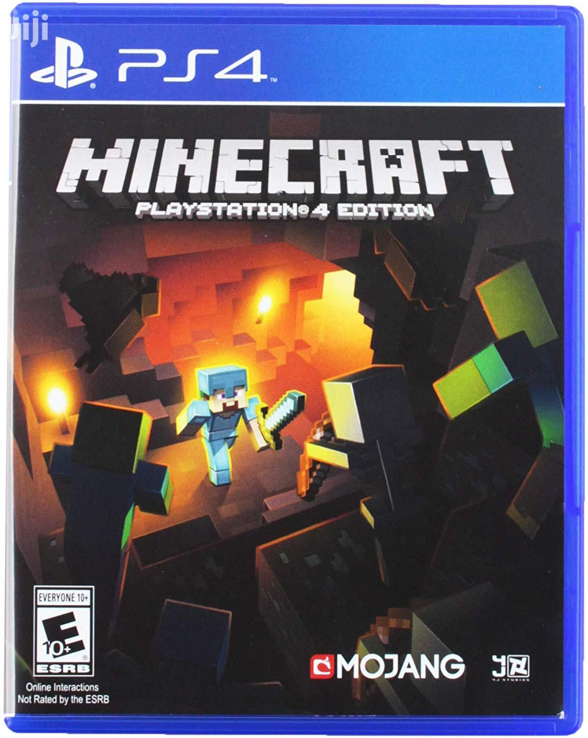 Archive: Minecraft - Playstation 4