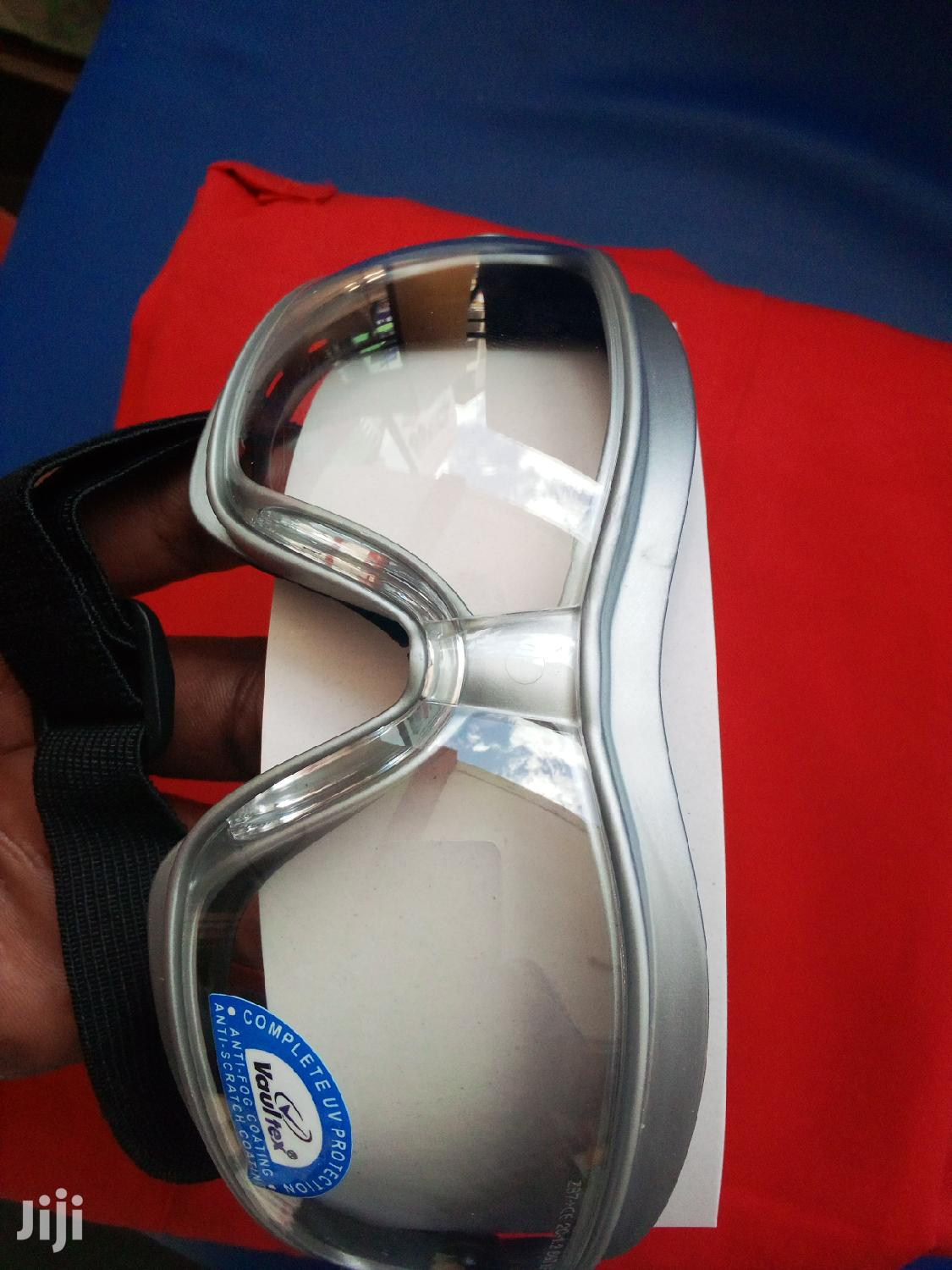 Archive: UD 251 Clear Grinding Goggles