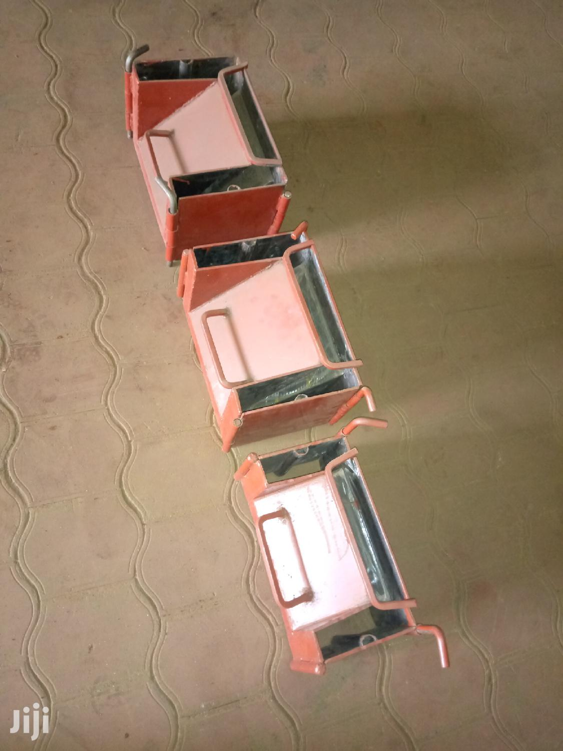 Archive: Louver Mold