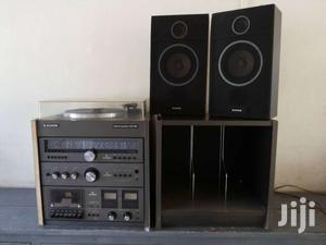 Silver Stereo System HIFI 100 (Read Before U Call)