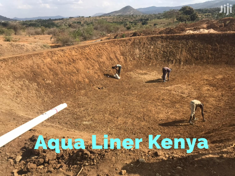 Archive: Dam Liner, Pond Liner, Tank Liners
