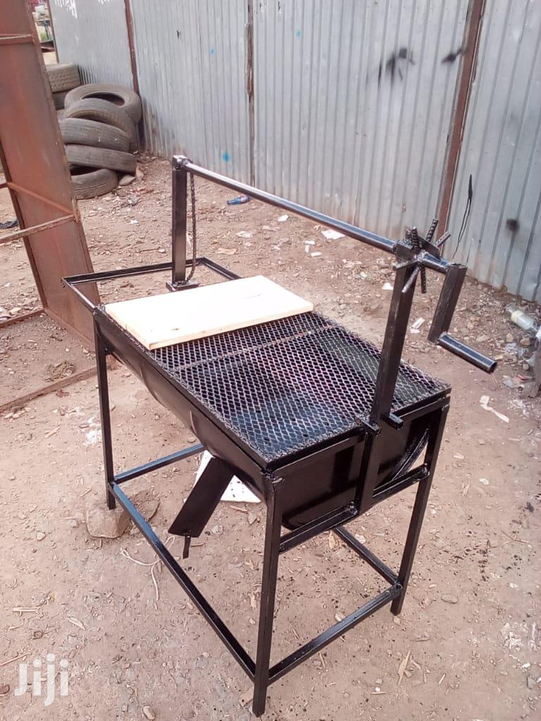 Archive: Charcoal Grill Barrel Grill