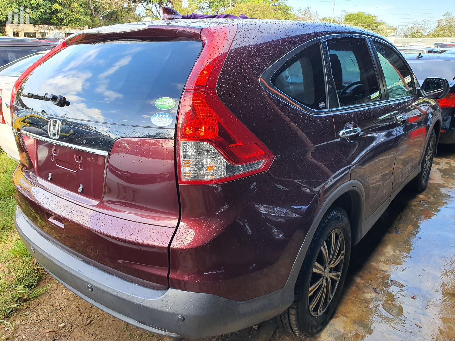 New Honda CR-V 2012 Red | Cars for sale in Moi Avenue, Mombasa, Kenya