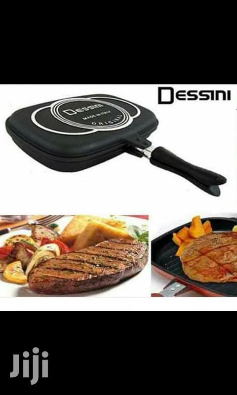 Dessini Double Grill Pan
