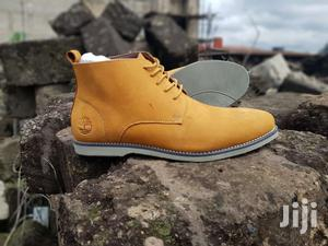 Men Original Timberland Official/Casual Leather Brown Ankle Boots | Shoes for sale in Nairobi, Nairobi Central