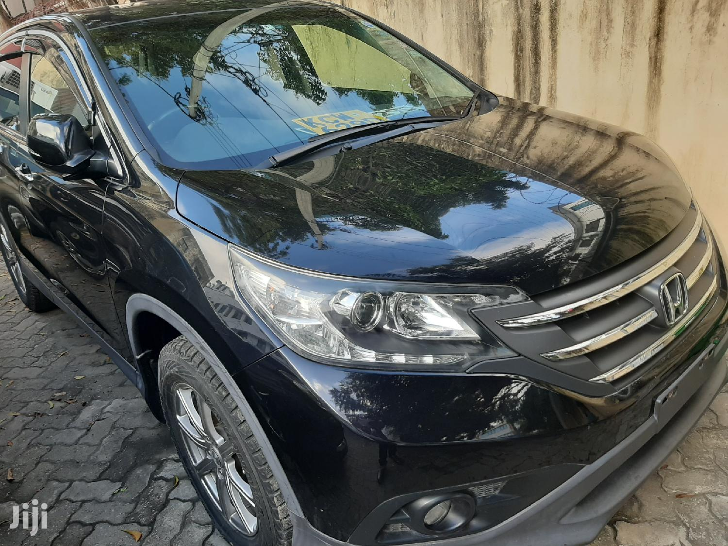 Honda CR-V 2014 Black