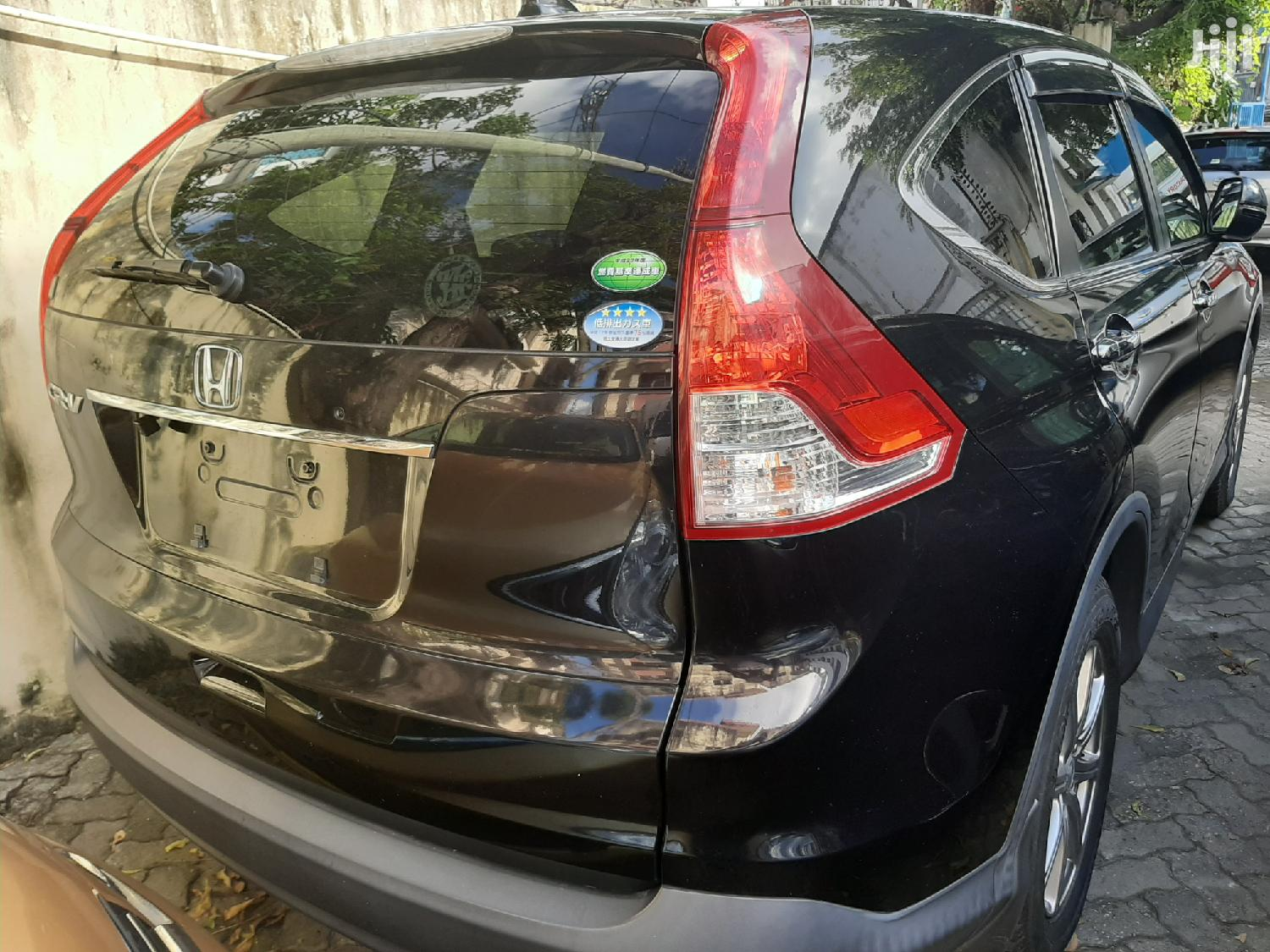 Honda CR-V 2014 Black | Cars for sale in Moi Avenue, Mombasa, Kenya