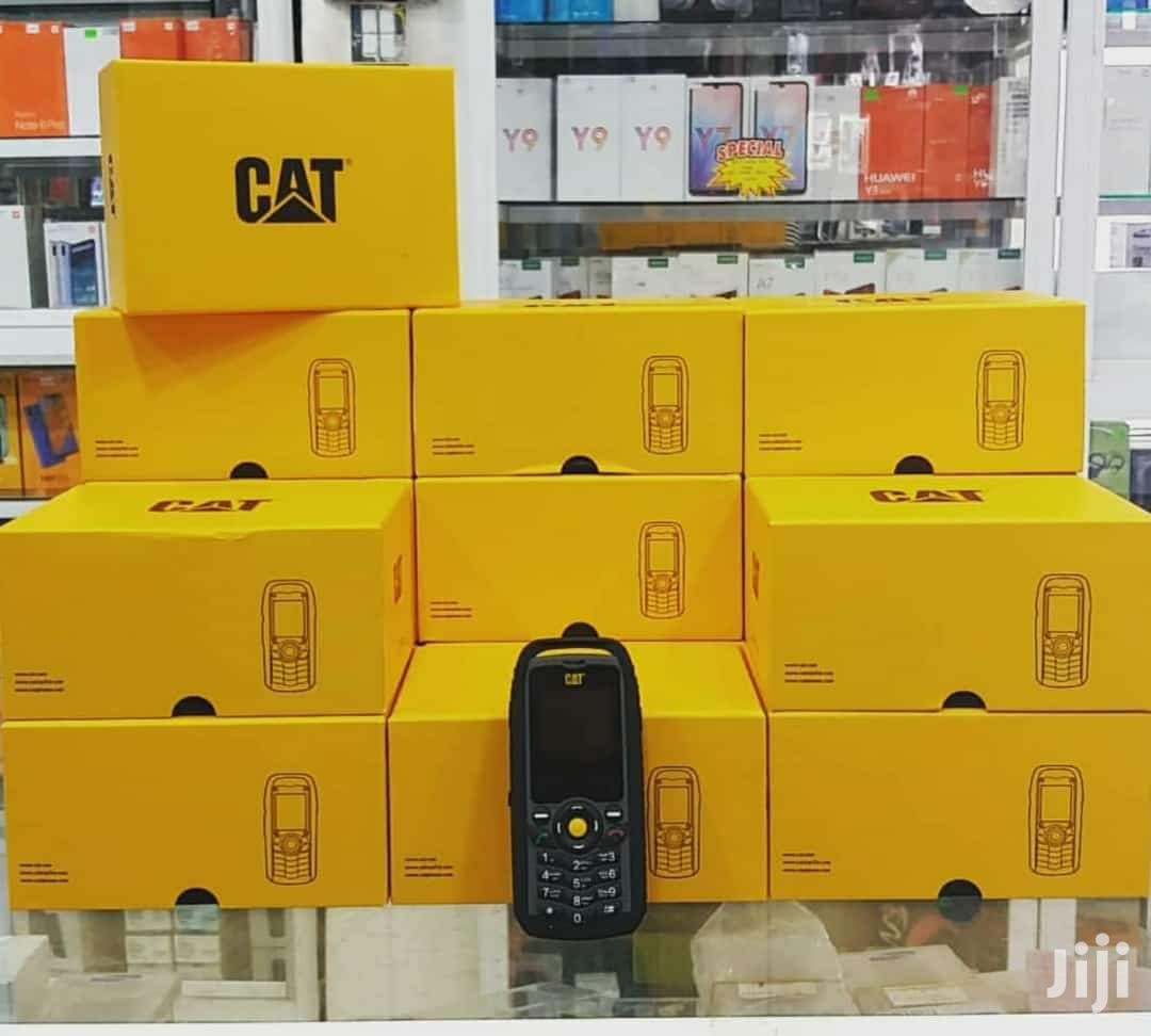 New Cat B25 16 GB Black